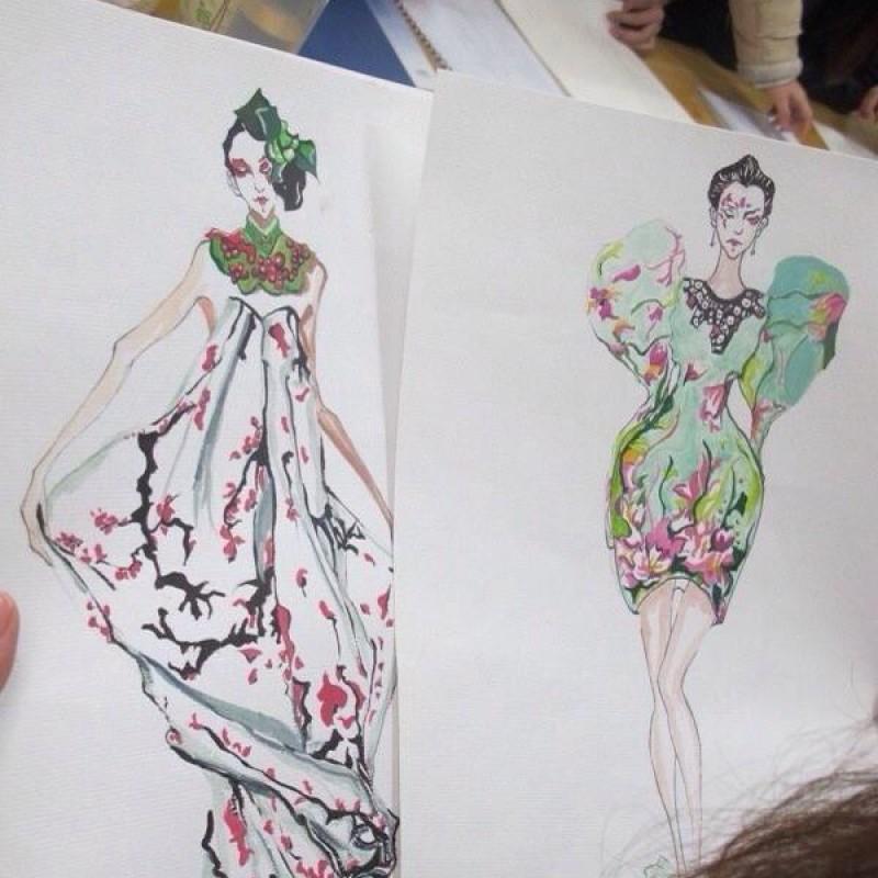 Fashion Designer Classes In Dubai