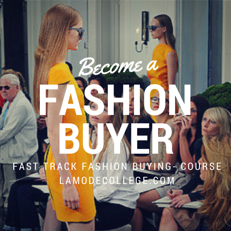 Professional Fashion Buying Course Dubai- La Mode College